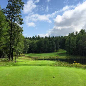 TimberStone GC at Pine Mountain: #12