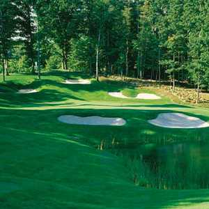 Threetops Par-3 at Treetops Resort