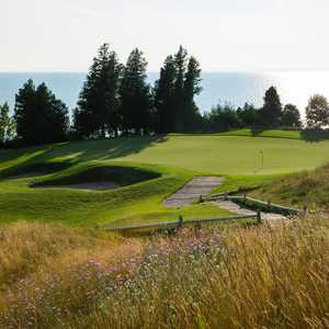Arcadia Bluffs GC: #13