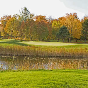 Old Channel Trail GC - Valley: #9