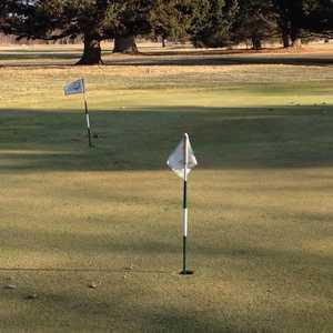 Willow Creek GC: Practice area