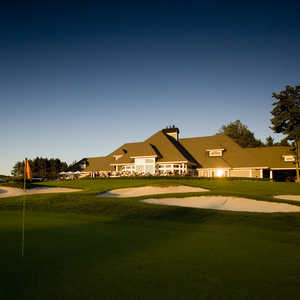 Donald Ross Memorial at Boyne Highlands Resort: the clubhouse