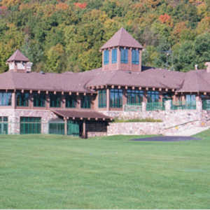 George Young Recreation: clubhouse