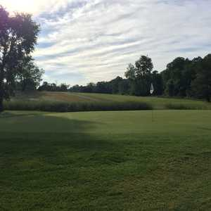 Indian Springs Metropark GC: #10