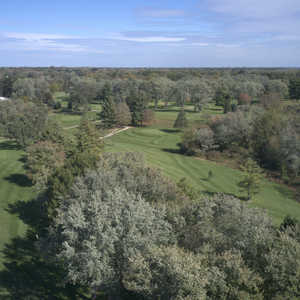 Black River CC: Aerial