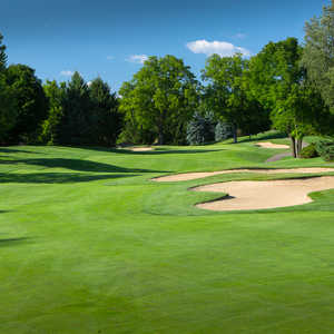 Gull Lake View GC and Resort - Stonehedge South: #18