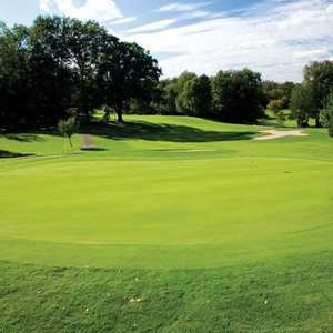 Gull Lake View GC - Stonehedge South: #17