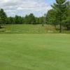 A view of the 4th hole at Wild Pines Golf Course.
