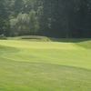 A view of the 11th green at Calderone Golf Club