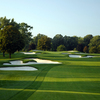A view from fairway #6 at South Course from Oakland Hills Country Club
