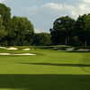 A view from the 12th fairway at South Course from Oakland Hills Country Club