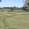 A view from Kearsley Lake Golf Course