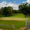 A view of hole #9 at Milham Park Golf Course