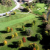 Aerial view of the 18th hole from Stonebridge Golf Club