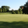A view of green #11 looking south at St. Joe Valley Golf Club
