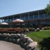 A view of the clubhouse at Fountains Golf Club