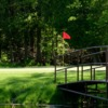A view over the bridge at Riverwood Golf Course