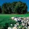 A view of a green at Riverwood Golf Course