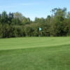 A view of the 2nd green at Boulder Creek Golf Course