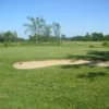 A view of a green at Knoll View Golf Course