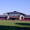 A view of the clubhouse at Southmoor Golf Course