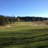 A view from the 16th fairway at Newberry Country Club