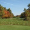 A view from tee #7 at Whittaker Woods Golf Course