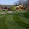 A spring view from Pohlcat Golf Club
