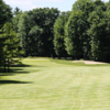 A view from a fairway at Pohlcat Golf Club