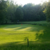 A view of the 16th green at Pipestone Creek Golf Course
