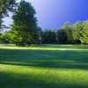 A view from the 13th fairway at Grayling Country Club