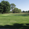A view of a green at Blossom Trails