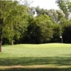 A view of a hole at Brookside Golf Course