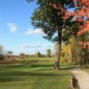 A view from tee #11 at Hidden Oaks Golf Course