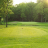 A view from tee #2 at South from Sycamore Hills Golf Club