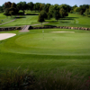 A view of a green at Birmingham Country Club