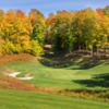 A fall view from True North Golf Club