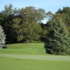 A view of hole #5 at Emerald Vale Golf Club