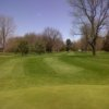 A view of a fairway at Yankee Springs Golf Course