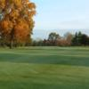 A view from a fairway at Yankee Springs Golf Course