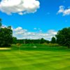 A view of the 14th green at Ravenna Golf Course