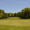 A view of the 3rd green at Dunes Golf Club