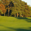 A fall view from Pine Shores Golf Course