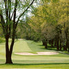 A view of hole #2 at Gull Lake View Golf Club and Resort - Bedford Valley Course
