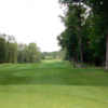 A view from the 8th tee at Natural from Binder Park Golf Club
