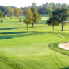 A sunny day view from Riverview Highlands Golf Course.