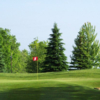 A view of a hole at Devils Lake Golf Course