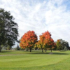 A sunny day view from Green Oaks Golf Course
