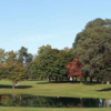 A view over the water from Green Oaks Golf Course