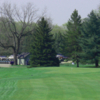 A view from a fairway at Rolling Meadows Country Club